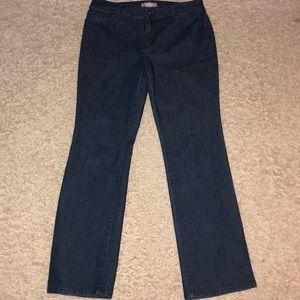 Chico's Jeans Denim Size 1.5 Reg Stretch